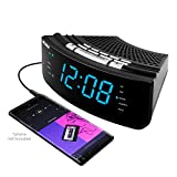 Best Clock Radio With Presets - Nelsonic AM/FM Clock Radio – Aux Cord – Review