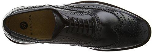 Hudson Heyford - Zapatos de vestir Hombre Negro - negro