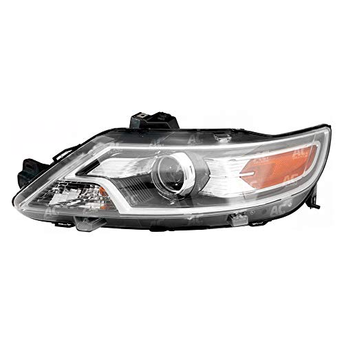 FO2502280 Headlight Assembly Driver Side for 2010-2012 Ford Taurus