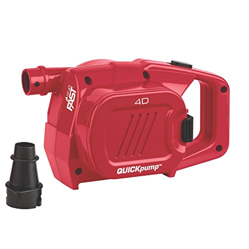 Coleman QuickPump 4D Electric Pump (Pump Inflatable)