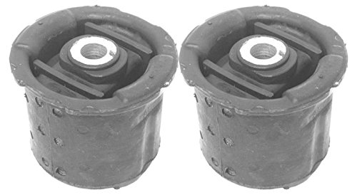 Rear Subframe/Cross Member Bushing Pair Set for BMW E32 - Subframe E34