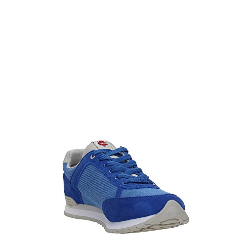Colmar Travis Colors 009 Royal/ Light Gray, scarpe uomo, sneaker lacci