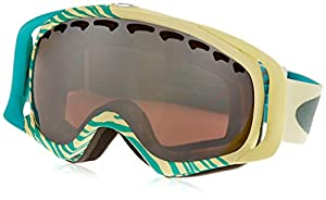 oakley crowbar  Amazon.com : Oakley Crowbar Animalistic Ski Goggles, Turquoise ...