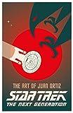 img - for Star Trek The Next Generation: The Art of Juan Ortiz book / textbook / text book