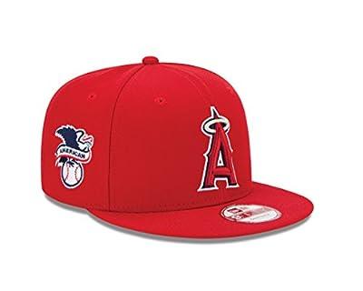 MLB Los Angeles Angels Baycik Snap 9Fifty Cap-ML