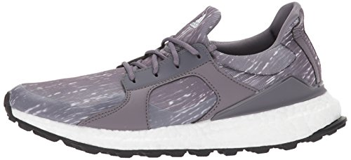 adidas Women's W Climacross Boost Golf-Shoes, Trace Grey/Grey Two Core Black, 9 M US by adidas (Image #5)