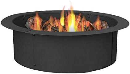 Sunnydaze Fire Pit Ring