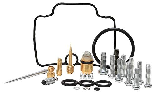 New All Balls Carburetor Rebuild Kit 26-1649 for Kawasaki VN 800 A Vulcan 1995-2005, VN 800 B Classic 1996-2005