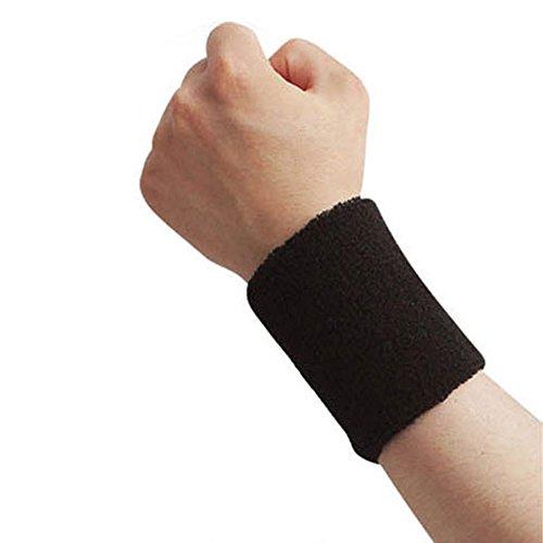 Edal Sweatbands Badminton Wristband Exercise
