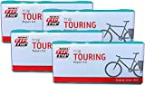 Rema Four (4) Touring Bicycle Tube Patch Repair Kits TT02 (22) - Large TT O2