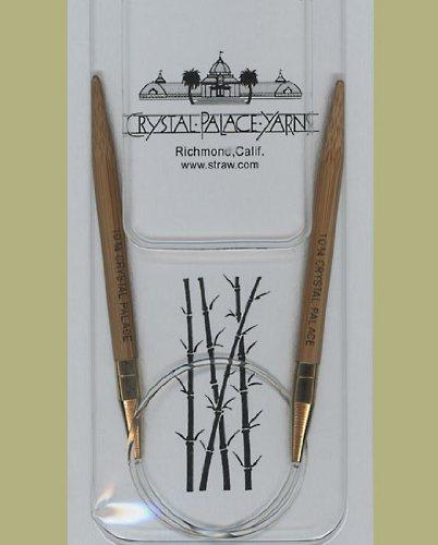 Crystal Palace Bamboo Circular Needles 26 inch 0 U.S./2 - Needle Crystal Palace Us Circular