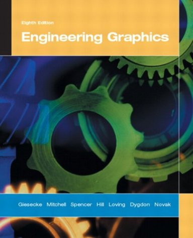 Engineering Graphics (8th Edition) by Brand: Peachpit Press