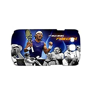Generic Great Phone Cases For Kid With Rafael Nadal For Samsung Galaxy S3 Full Body Choose Design 1-3