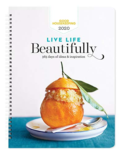 Good Housekeeping 2020 Planner - Live Life Beautifully: 365 Days of Ideas & Inspiration