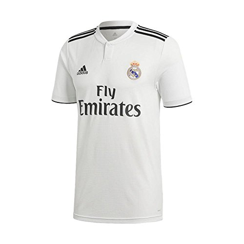 adidas 2018-2019 Real Madrid Home Football Shirt 3ad01e336