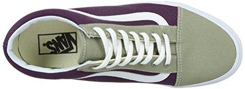 Vans Old Skool - Zapatillas para hombre Marrón (Brown))