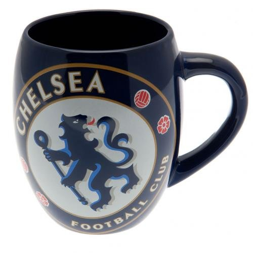 Chelsea Fc - Club Licensed Chelsea Tea Tub Mug - One Size