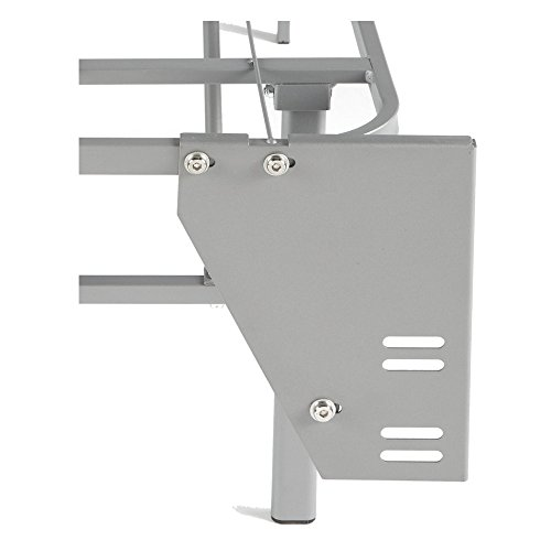 Mantua Premium Platform Bed Base Brackets for Headboards and Footboards