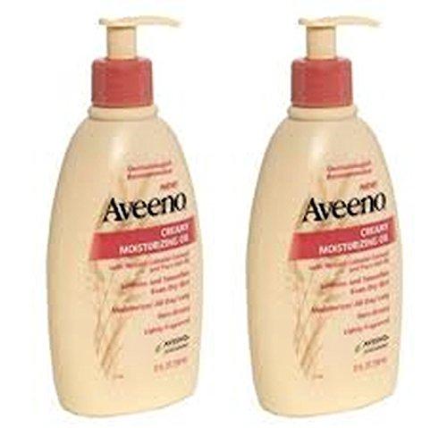 Creamy Moisturizing Oil - Aveeno Creamy Oil R Size 12oz Aveeno Creamy Moisturizing Oil