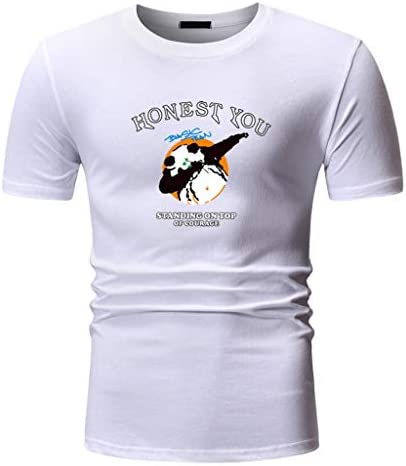 Rencaifeinimo2019メンズ 加圧xシャツ 吸汗速乾快適 ポロシャツ 綿麻リネン ファッション白 スポーツ ビジネス アウトドア 海男女兼用 tシャツメンズファッションワールドプリントTシャツリーフ半袖トップスカジュアルオープンシャツ