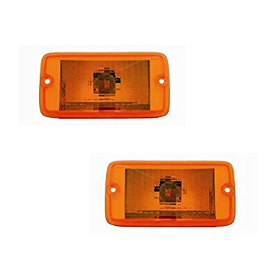Jeep Wrangler Replacement Turn Signal Light - 1-Pair