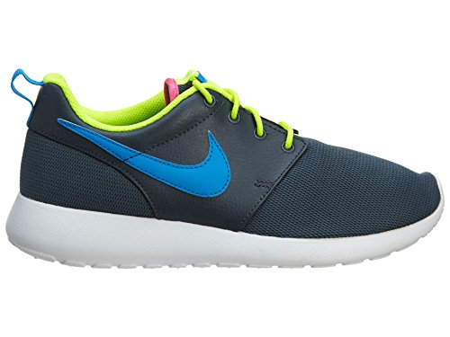 GS Nike WHITE gradeschool VOLT Blue Magnet Photo 013 RosheRun MAGNET Volt Grey BLUE White PHOTO DK GREY 599728 Dk 1qEq0r