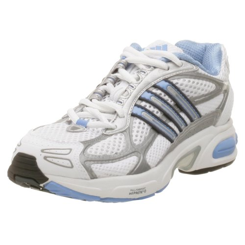 aura Donna Supernova Adidas White Blue Cushion W0IWqOp