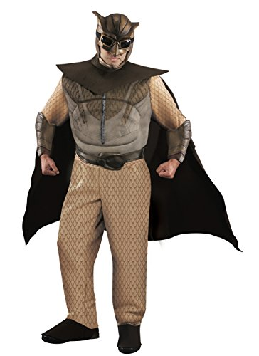 Rubie's Men's Plus-Size The Watchmen Night Owl Plus Size Costume, Brown, 1X]()