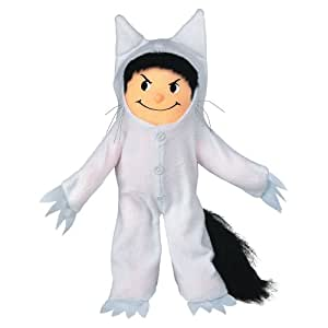 Where the Wild Things Are Max Plush Toy, 15""