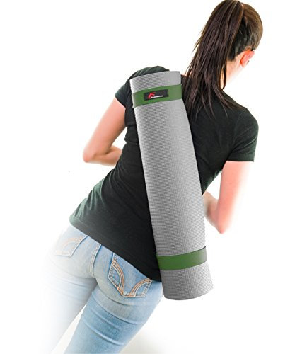 ProSource Yoga Mat Carrying Sling, Easy Adjustable Carry
