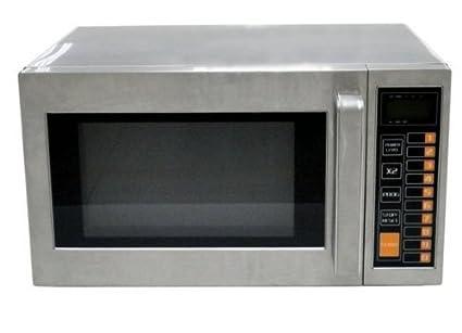 Zodiac 775010 profesional microondas horno