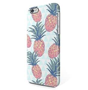Tropical galicismo cartabones ananás Ananas Aloha Hawai Indie frufrú estampado Tumblr iPhone 6 Plus/6S Plus de plástico
