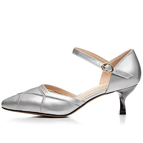 Nine SevenPumps - Zapatos de tacón  mujer plata