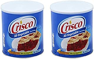 product image for Crisco Vegetable Shortening, 48 fl oz (Pack of 2)