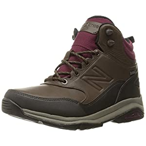 New Balance Women's WW1400v1 Walking Shoe, Dark Brown, 8 D US