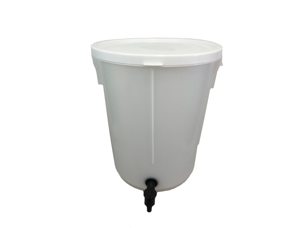 25 Litre Home Brewers Bucket(made in uk)