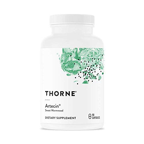 Thorne Research – Artecin Chinese Wormwood – Artemisia Annua Supplement for Gut Health Support – 90 Capsules