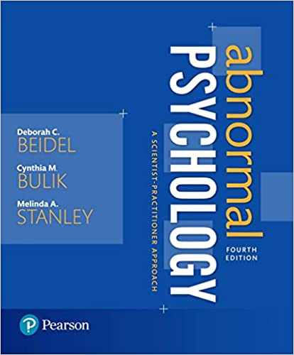 Abnormal psychology a scientist practitioner approachy kindle abnormal psychology a scientist practitioner approachy 4th edition kindle edition fandeluxe Choice Image