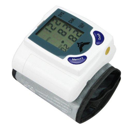 Montre automatique Tensiomètre 60 Souvenirs écran LCD Accueil Kit