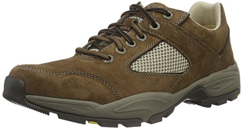 camel active Evolution 11 Herren Oxford Sneakers Braun (timber 20)