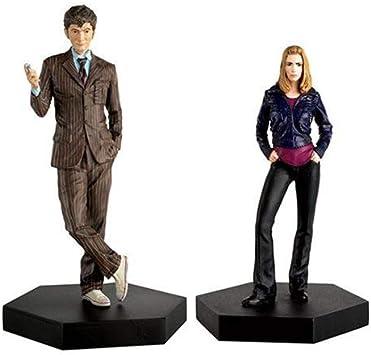 Doctor Who figurine collection Ace /& septième Docteur Companion Set Dr Eaglemoss