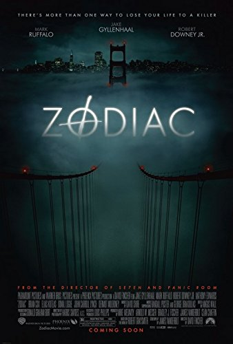 Image result for zodiac 2007 poster