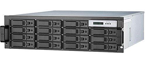 RAID Machine S6316RM 16-bay 12G SAS Rackmount RAID Enclosure, Single Controller
