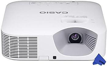 Casio XJ-V110W LampFree Core Series 3500-Lumens DLP Business Projector