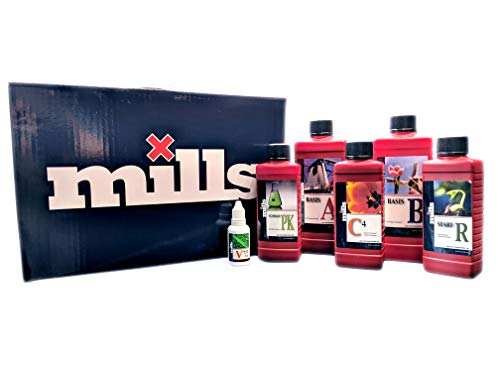 Mills Nutrients Complete Starter Kit