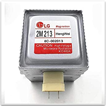 YOUKITTY 2M213 Magnetron para horno microondas para LG 2M213 ...
