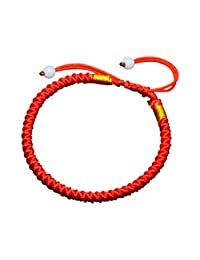 Classic Kabbalah Red Rope String Bracelet Evil Eye Protection Good Luck Amulet Women Men Adjustable