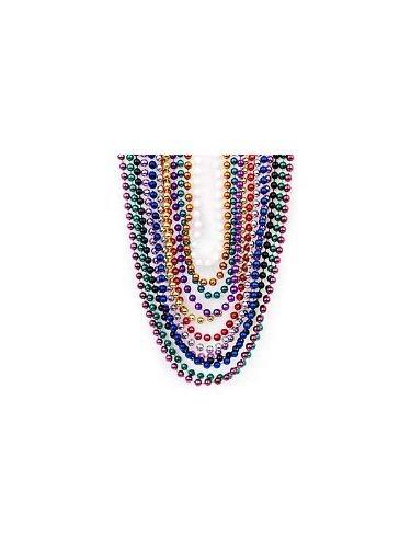 Metallic Beaded Necklaces Fun Express
