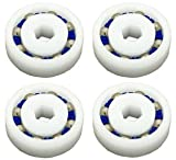Replacement Polaris Ball Bearing 4-Pack - 9-100-1108