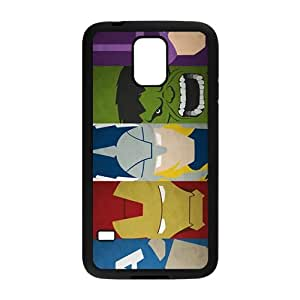 The Avengers Pattern Hot Seller Stylish Hard Case For Samsung Galaxy S5 by lolosakes